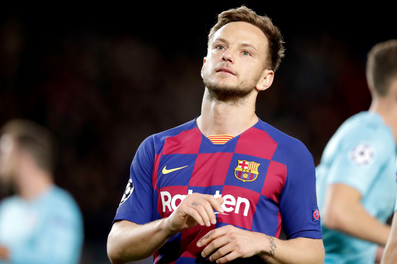 Ivan Rakitic Says He Has 'Given Everything' at Barcelona Amid Transfer Rumours