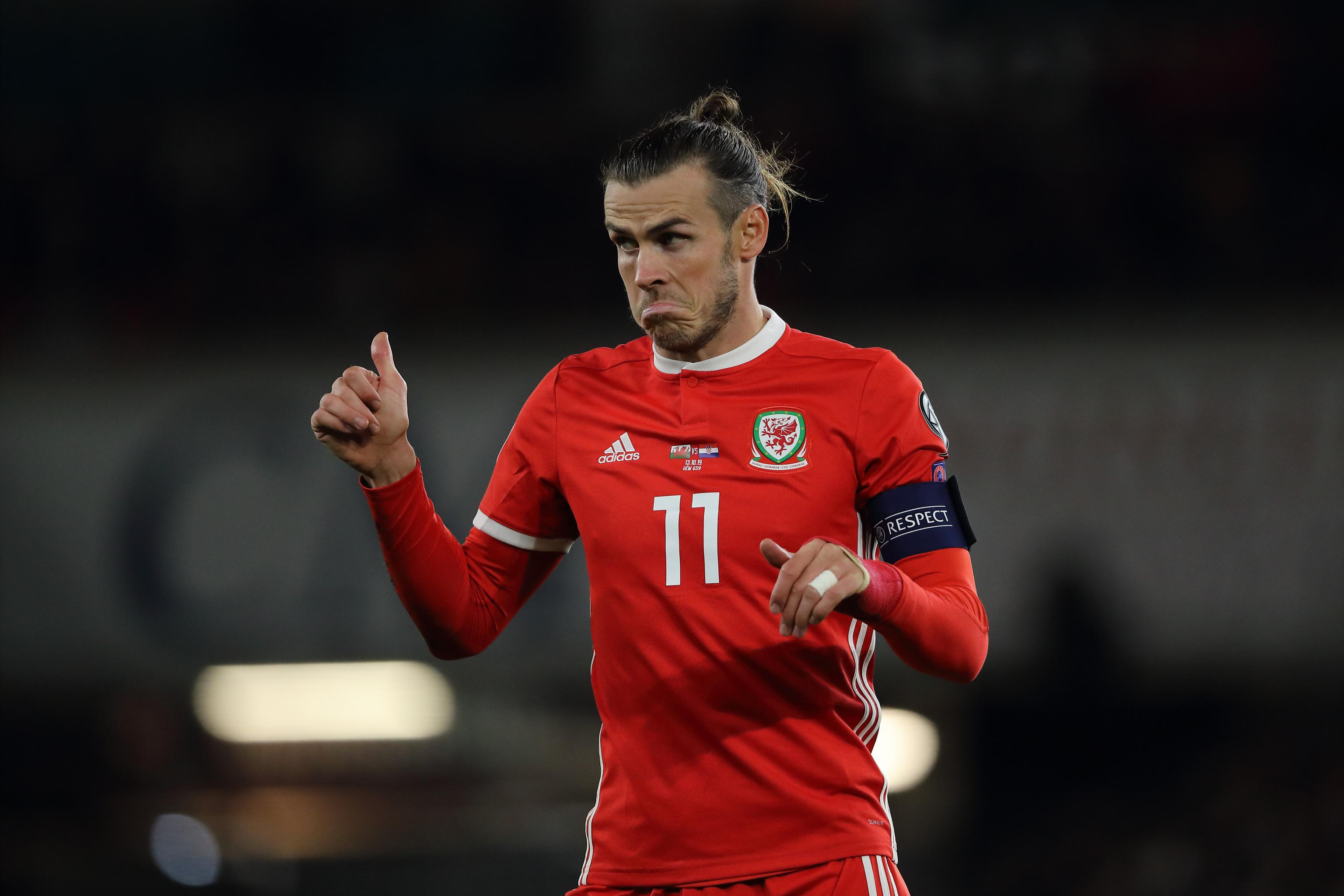 Gareth Bale Says He's More Excited to Play for Wales Than Real Madrid |  Bleacher Report | Latest News, Videos and Highlights