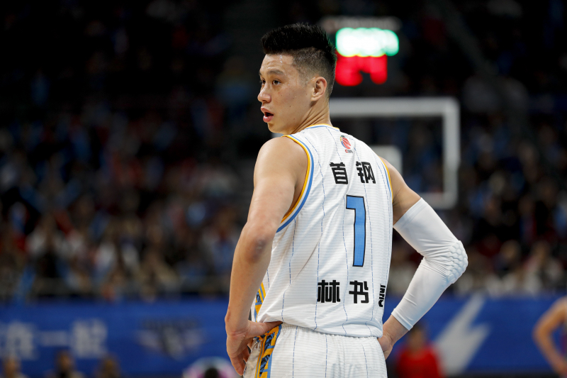Jeremy Lin's Dominance Continues as Beijing Ducks Beat Jiangsu Dragons