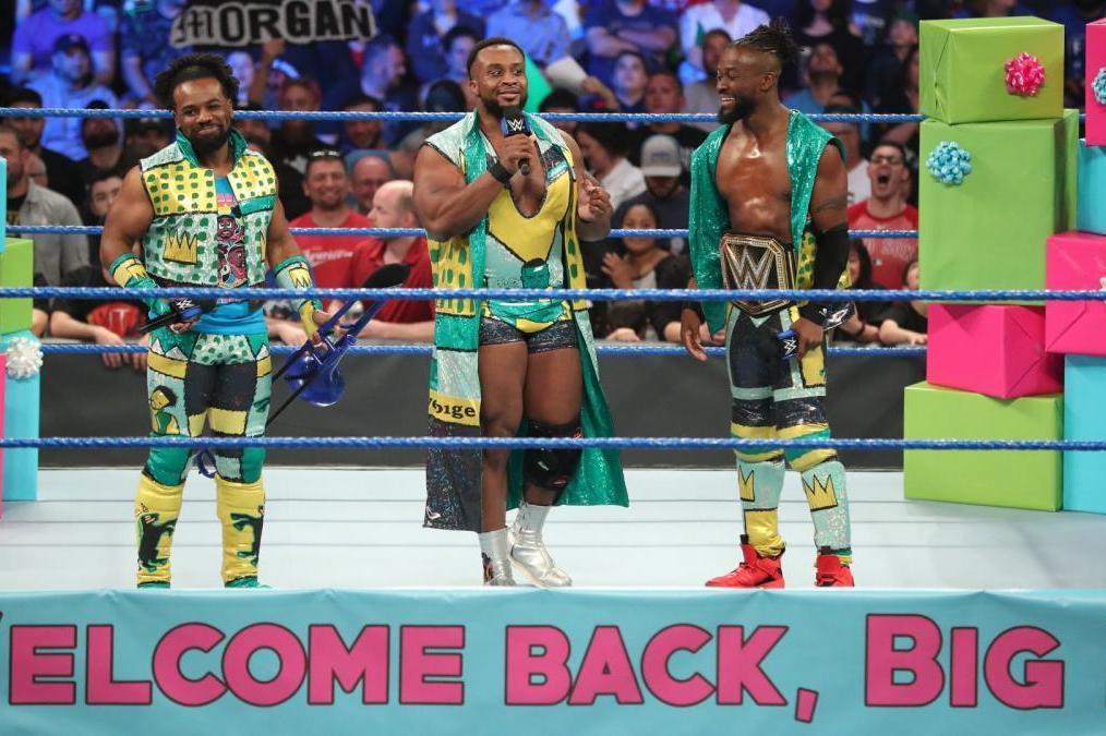 Fantasy Booking Kofi Kingston, New Day Back to Main Event Scene on WWE SmackDown - Bleacher Report
