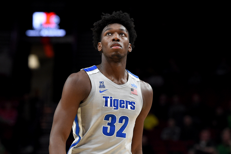 Report: Memphis Hopes James Wiseman Will Be Suspended Less Than 9 Games by NCAA