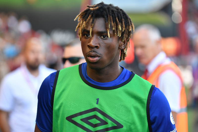 Moise Kean's Father Says Everton Move 'Was a Mistake,' Wants Italy Return