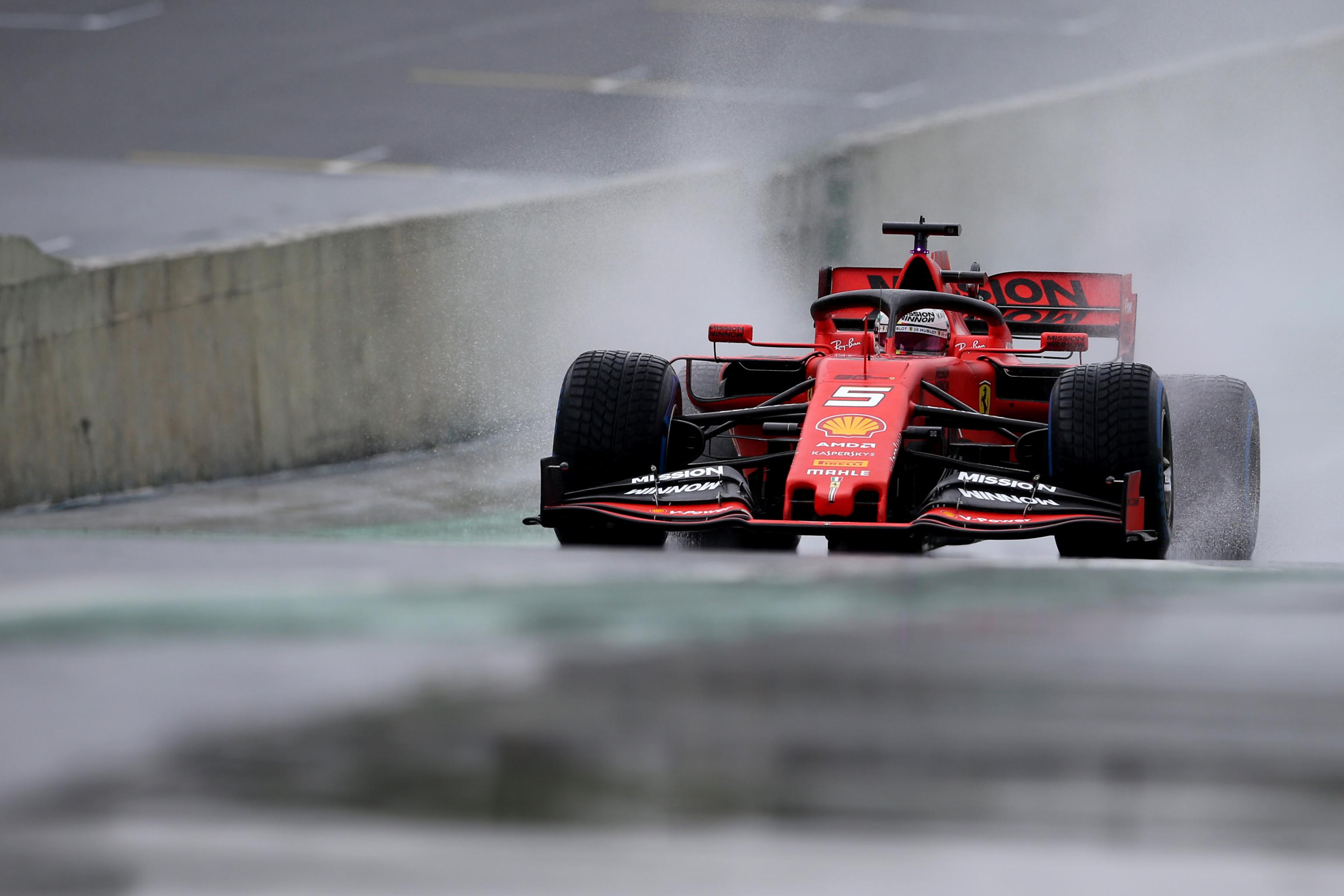 Brazilian F1 Grand Prix 2019 Qualifying Results Times From Friday S Practices Bleacher Report Latest News Videos And Highlights