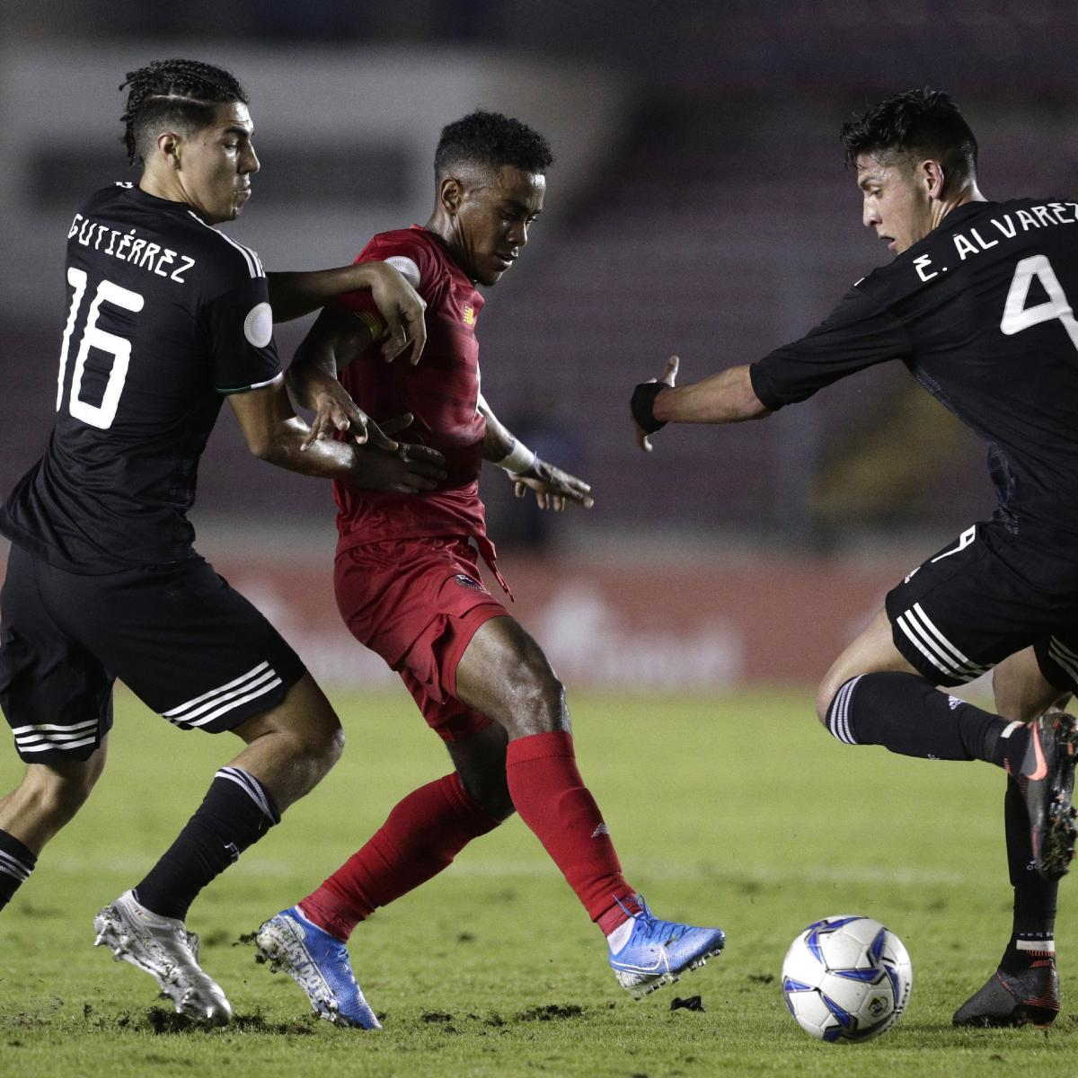 Raul Jimenez, Edson Alvarez Lead Mexico Past Panama in CONCACAF Nations League - Bleacher Report