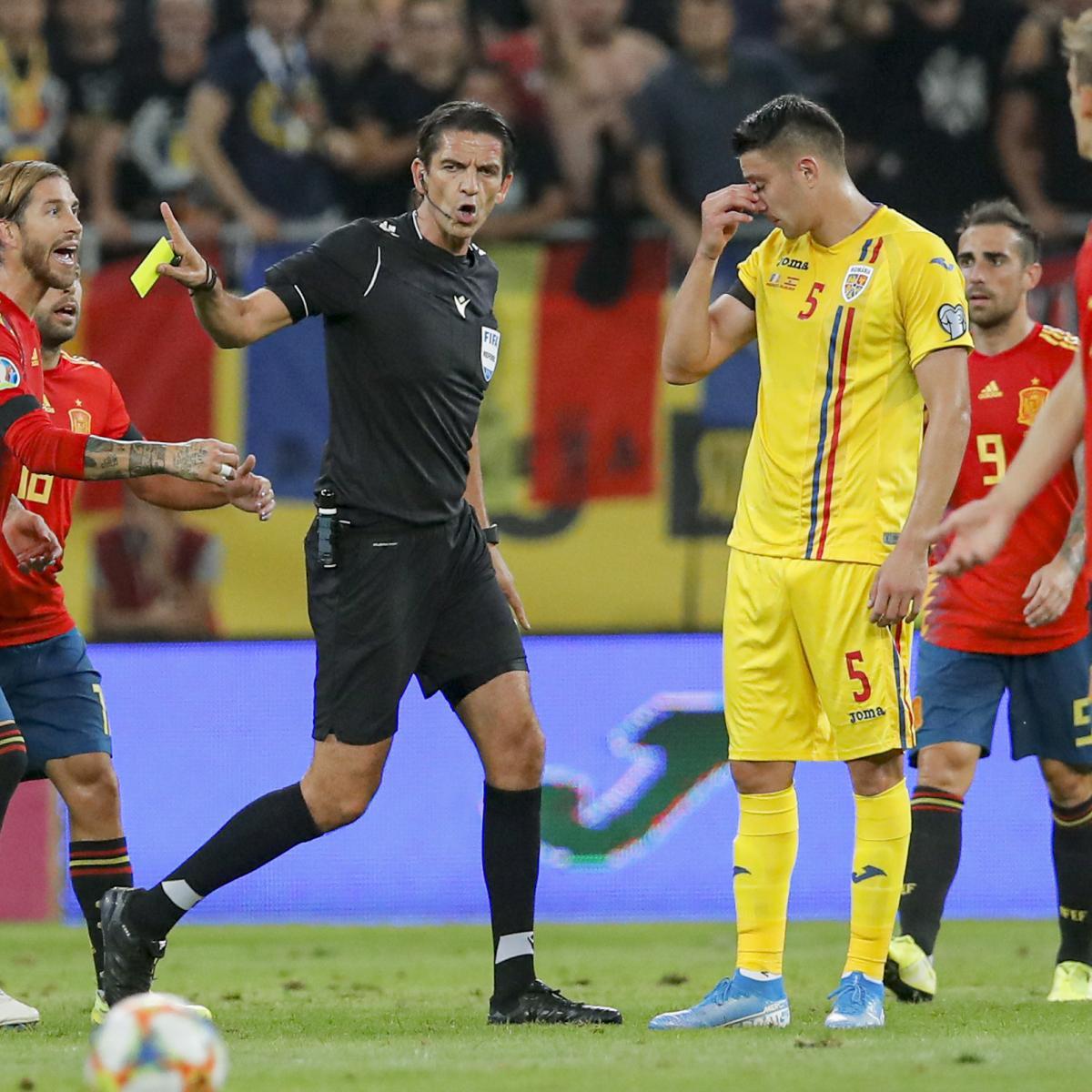Spain vs. Romania: Euro 2020 Qualifying Odds, Live Stream, TV Info