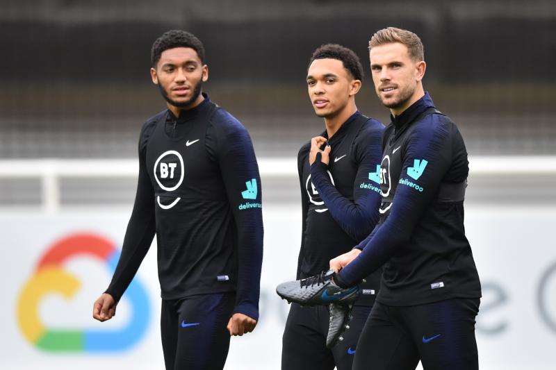 Report: Joe Gomez, Jordan Henderson Out for England vs. Kosovo Clash