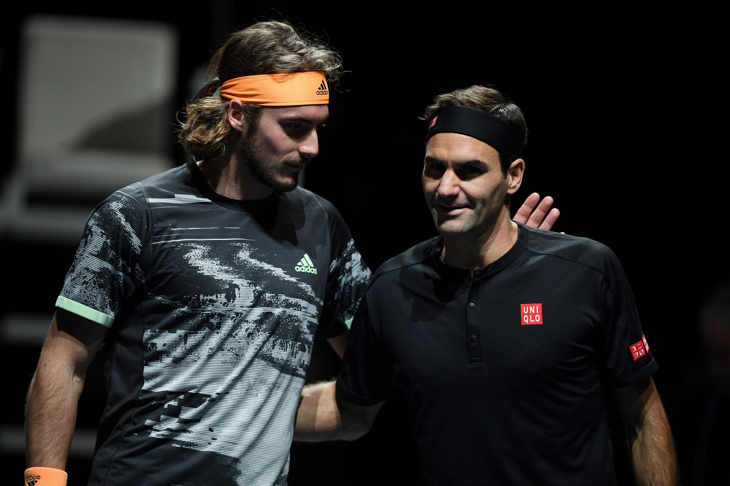 Roger Federer Upset By Stefanos Tsitsipas In Straight Sets At 2019 Atp Finals Bleacher Report Latest News Videos And Highlights