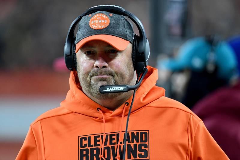 Ex Browns Oc Todd Haley Blames Freddie Kitchens For Myles