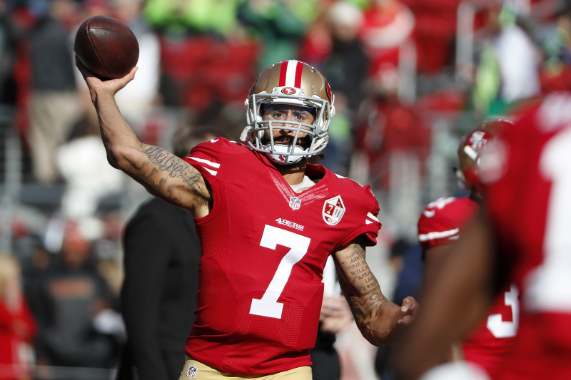 Colin Kaepernick Moves Workout Location, Time After NFL Denied Media Access
