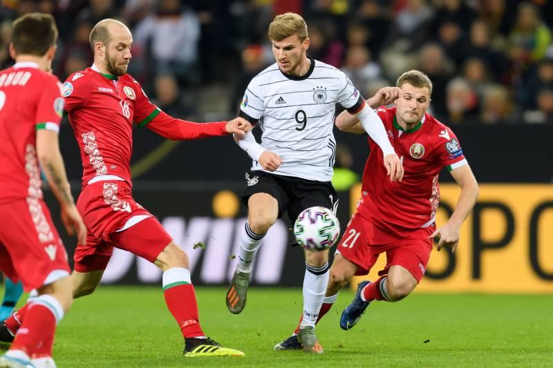 លទ្ធផលរូបភាពសម្រាប់ jerman vs Belarus di piala eropa 2020