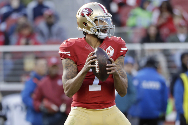 NFL 'Disappointed' After Colin Kaepernick Moves Workout