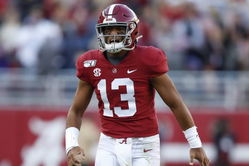 New Orleans Saints Draft Picks 2020.2020 Nfl Mock Draft Predictions After Tua S Reported