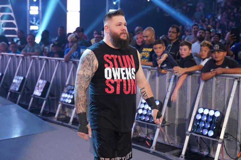 Coronavirus: Kevin Owens Denied To Appear On WWE Raw TV Tapings 1