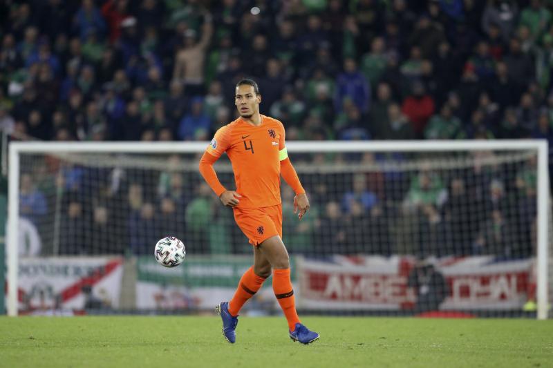 Liverpool's Virgil van Dijk Leaves Netherlands Squad for Personal Reasons