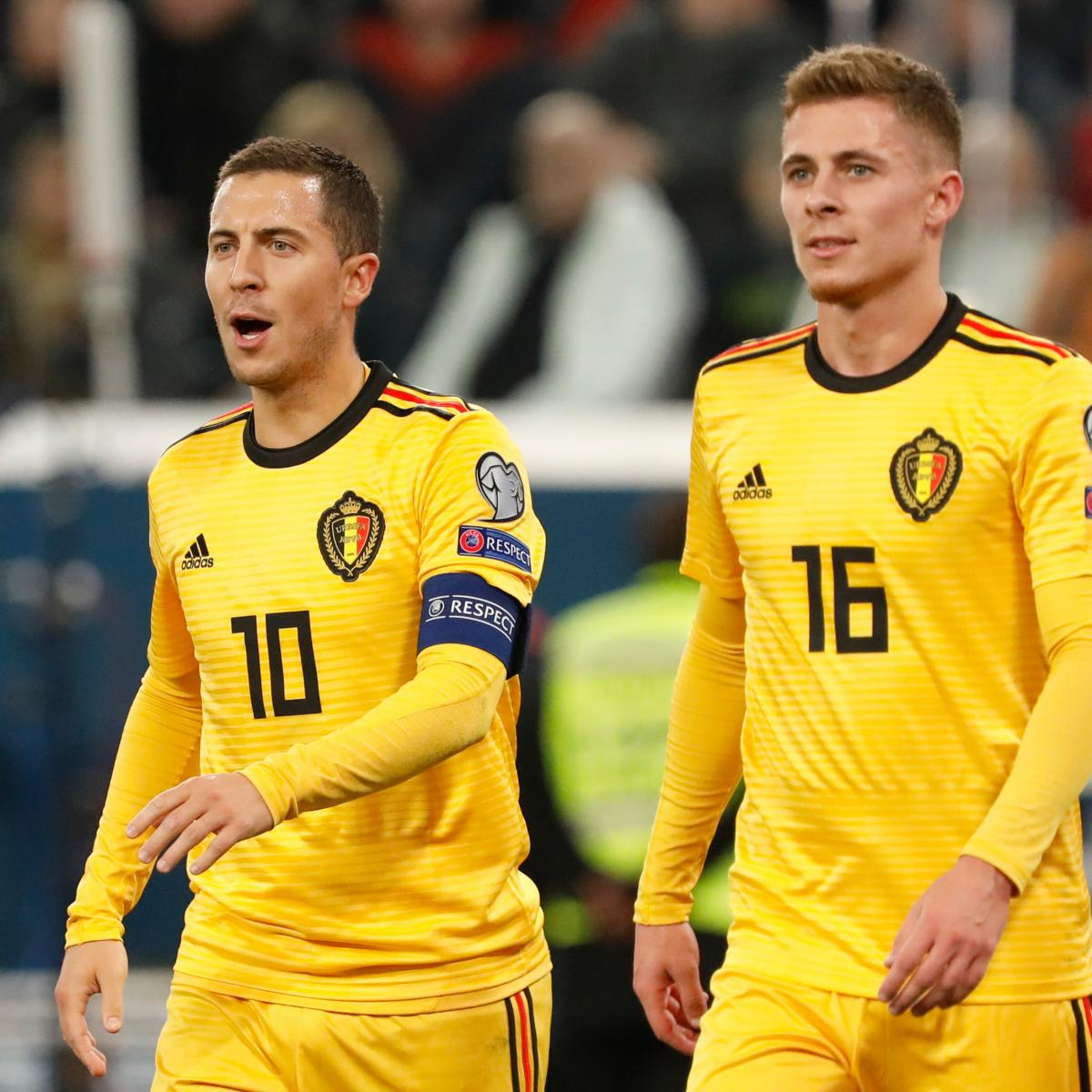 Belgium Vs Cyprus Euro 2020 Qualifying Odds Live Stream
