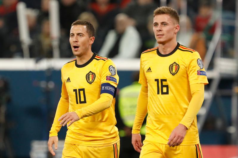 Belgium vs. Cyprus: Euro 2020 Qualifying Odds, Live Stream, TV Info