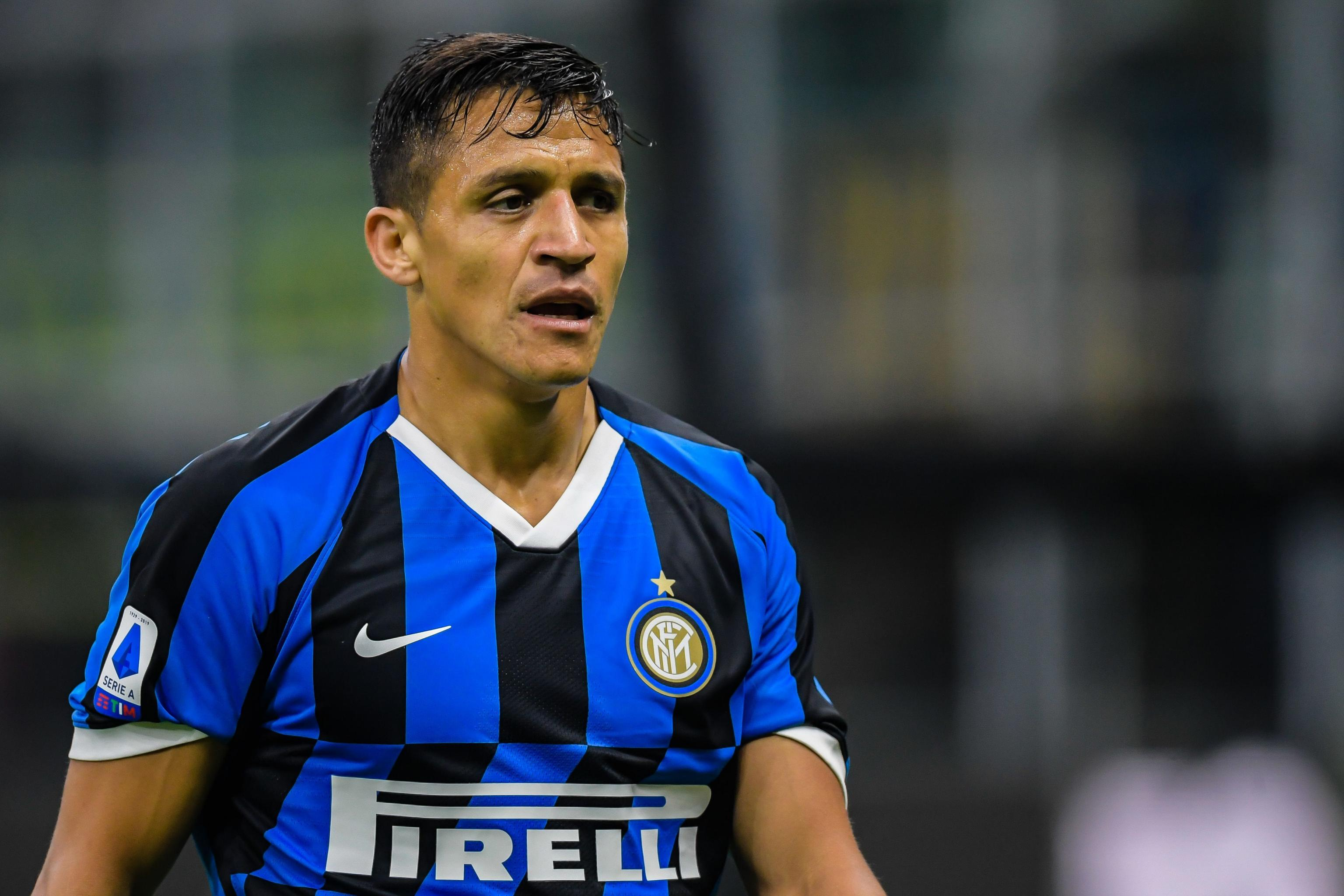 Inter Milan Say Alexis Sanchez Could Make Early Return from Ankle ...