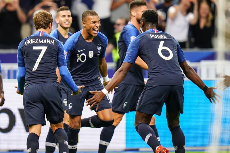 B/R Football Ranks: The 10 Best International 5-a-Side Teams