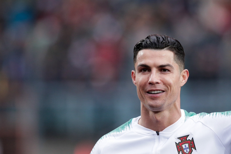 Cristiano Ronaldo Talks Juventus Substitutions, Says He Is Not Fully Fit