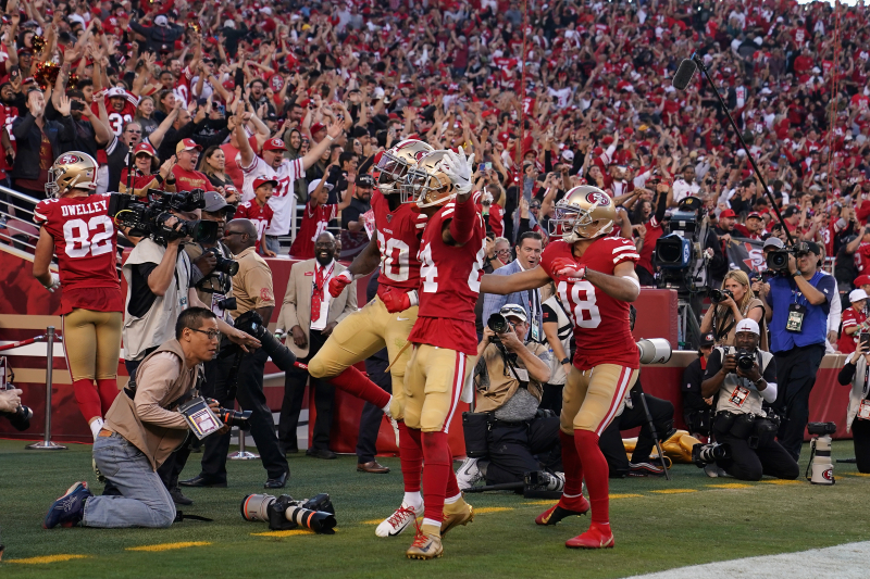 49ers Shock Betting World with Last-Second Fumble Recovery TD vs. Cardinals