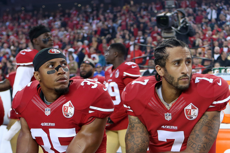 Eric Reid Says Colin Kaepernick Met His Goal at Workout: 'He Proved He Can Play'