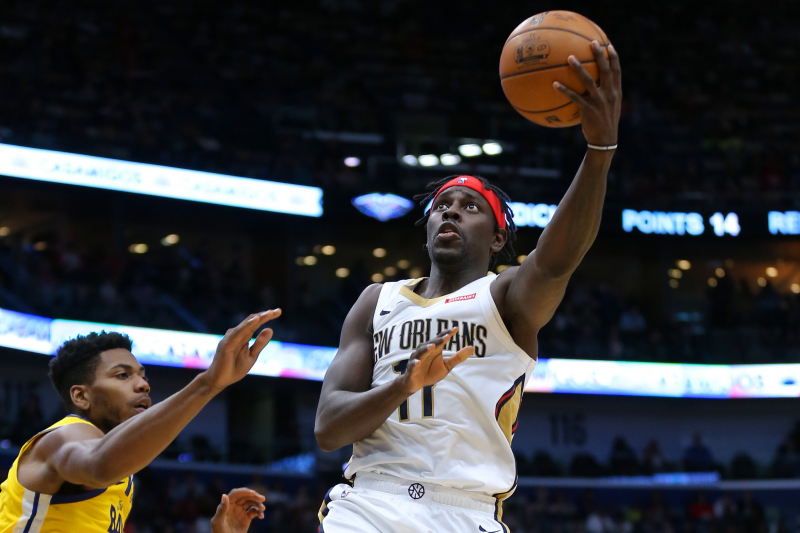 Draymond Green, Warriors Lose to Pelicans 108-100 in D'Angelo Russell's Absence