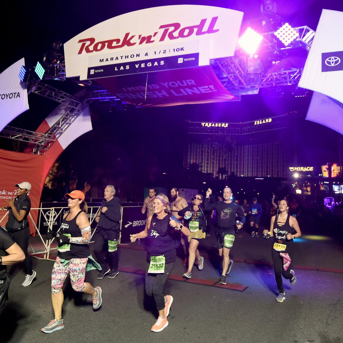 Las Vegas Marathon Results 2019: Men's and Women's Top Finishers - Bleacher Report