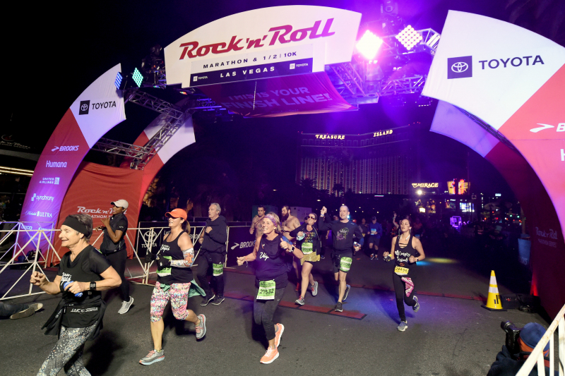 Las Vegas Marathon Results 2019: Men's and Women's Top Finishers