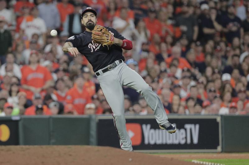 2019 MLB Free Agents: Rumors, Predictions on Josh Donaldson, Anthony Rendon