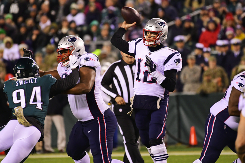 NFL Playoff Picture 2019: Week 12 Wild-Card Hunt, Standings and Super Bowl Odds
