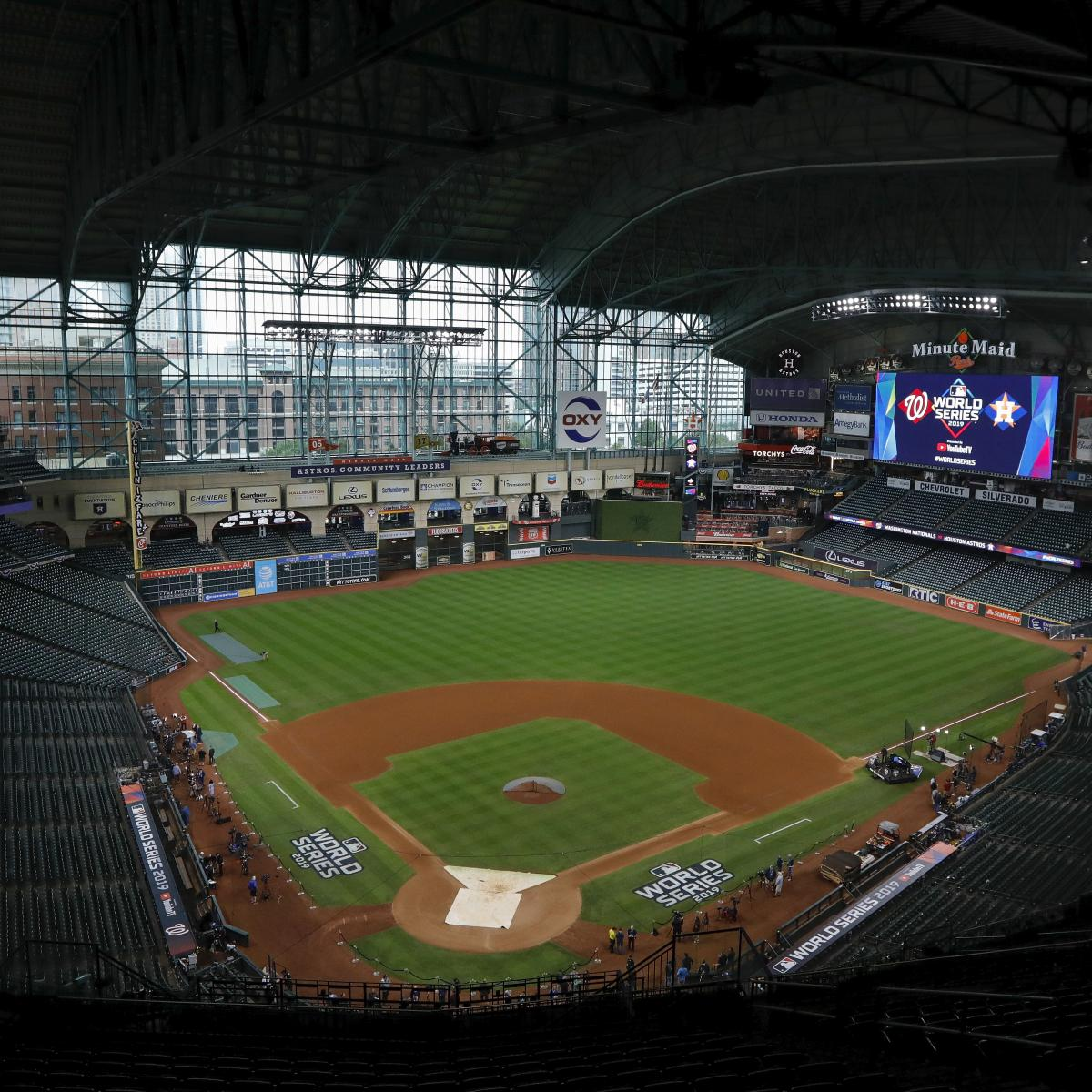 Report: Kevin Goldstein Named as Astros Exec Who Suggested Use of Cameras