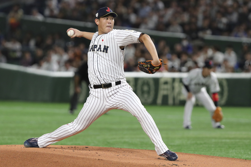 Shun Yamaguchi to Be Posted for MLB Teams by Japan's Yomiuri Giants