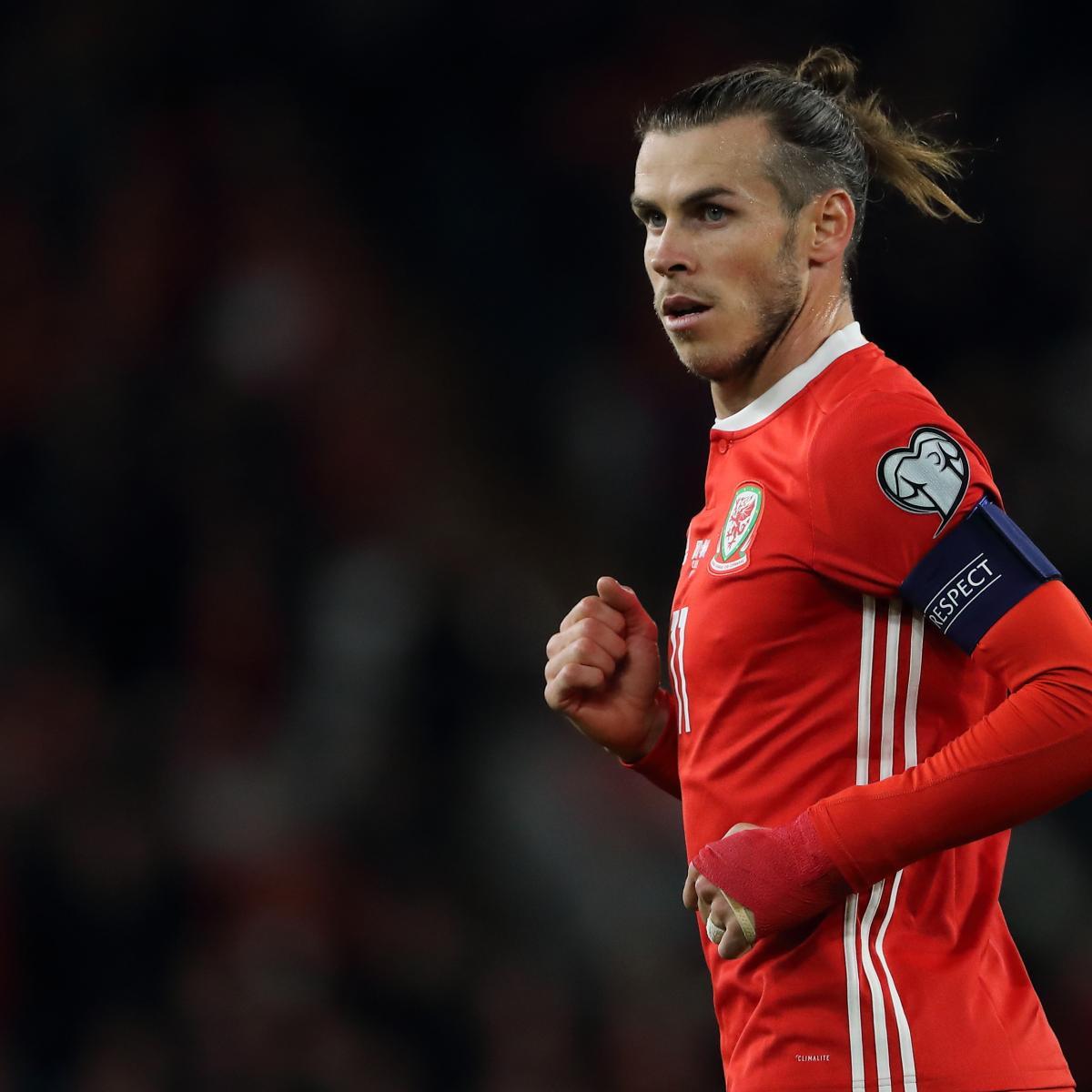 Gareth Bale Says 'Wales, Golf, Real Madrid' Song 'A Good Bit of Fun'