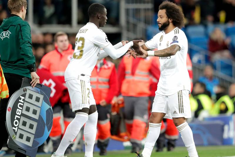 Ferland Mendy on Marcelo: 'I Will Be His Successor' at Real Madrid ...