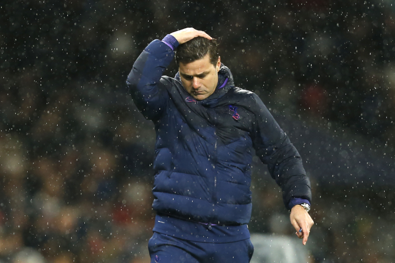 Mauricio Pochettino Sacked as Tottenham Manager Amid 'Disappointing' Results