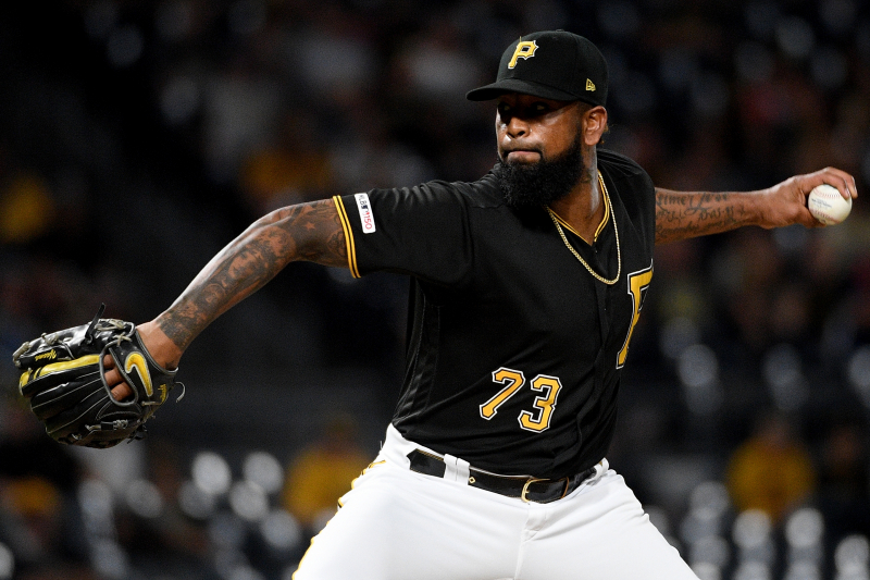 Pirates' Felipe Vazquez Facing 21 New Charges in Child Pornography Case