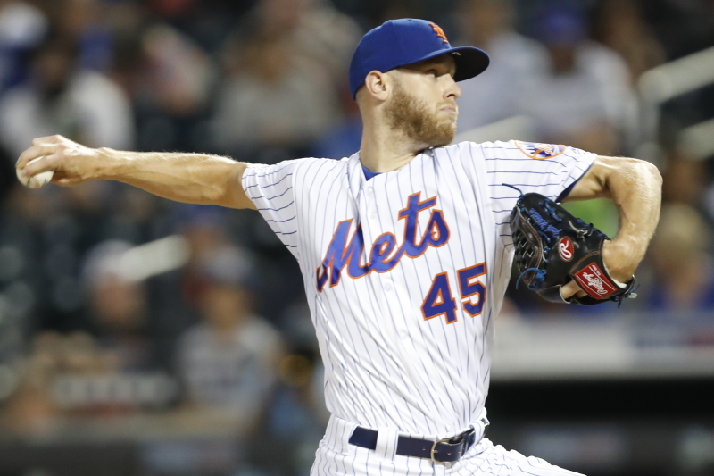 Zack Wheeler Could Be the Perfect Gerrit Cole Replacement for the Astros