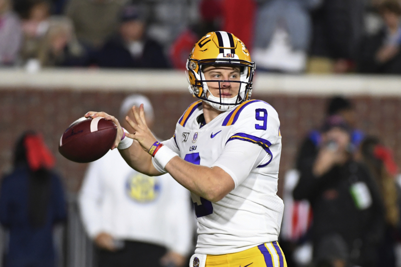 College Football Playoff Rankings 2019: Week 13 Poll Announced by Committee