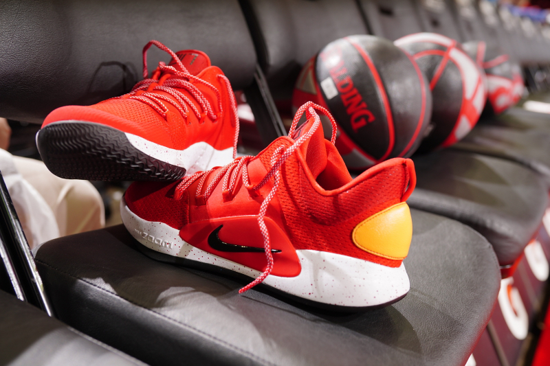 Report: Rockets' P.J. Tucker, Nike Nearing Contract Agreement for Shoe Deal