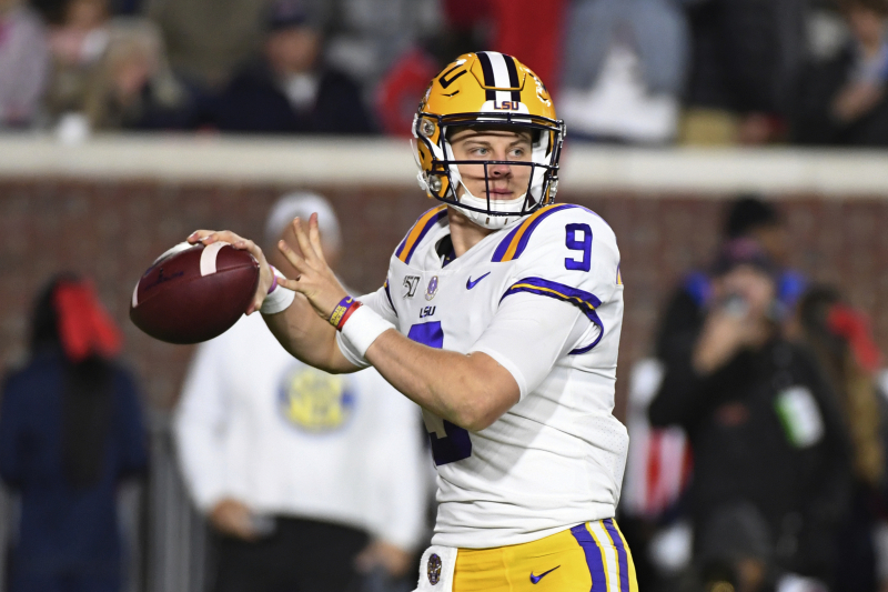 College Football Playoff Rankings 2019: Experts React to Week 13 Top 25 Poll