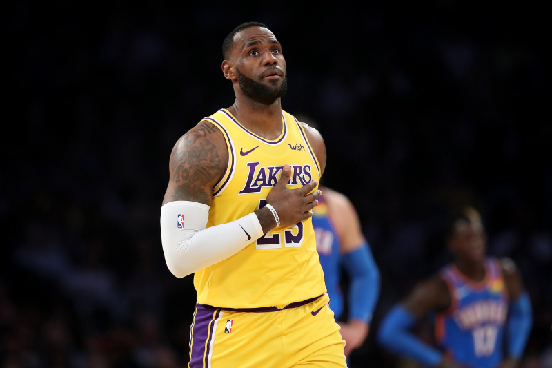Lakers' LeBron James Becomes 1st Player with Triple-Double vs. Every NBA Team