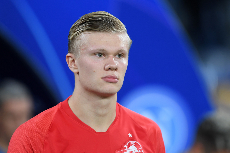 Erling Haaland 'Wants to Play in the Premier League,' Says Father