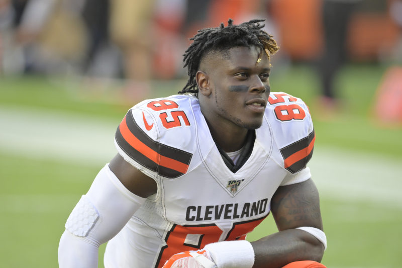 Browns' David Njoku Designated for Return from IR by Browns After Wrist Injury