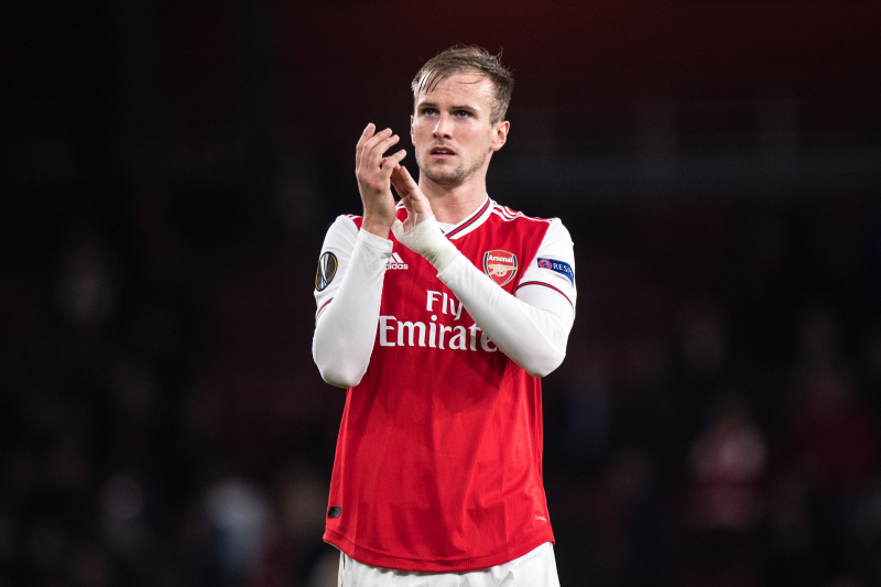 Rob Holding Says Arsenal 'Not a Million Miles Off' Top 4 in Premier League