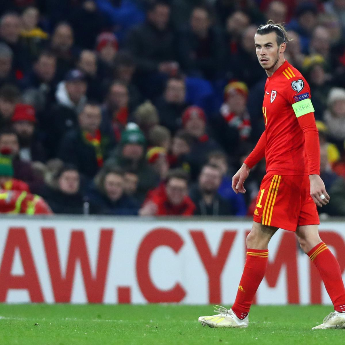 Gareth Bale's Agent Fires Back at Spanish Press over Golf Flag Criticism