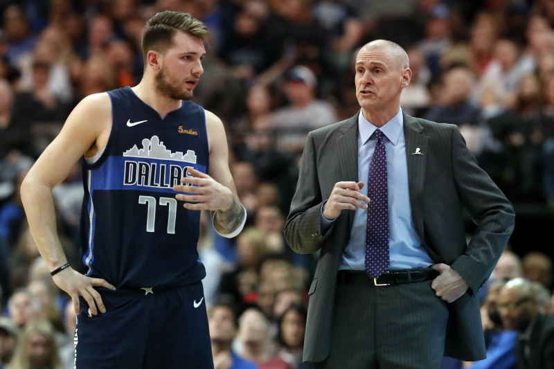 Report: Mavericks' Luka Doncic, Rick Carlisle Pairing Questioned by Some in NBA