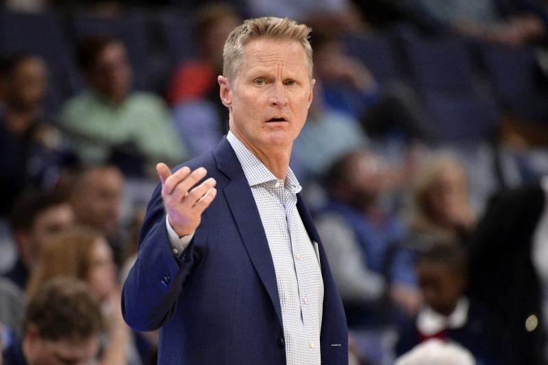 Steve Kerr After Warriors' Blowout Loss vs Mavericks: 'Flush It Down the Toilet'