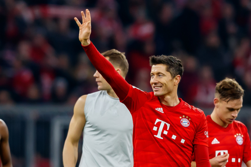 Bayern Munich's Robert Lewandowski Says His 'Best Is Yet to Come'