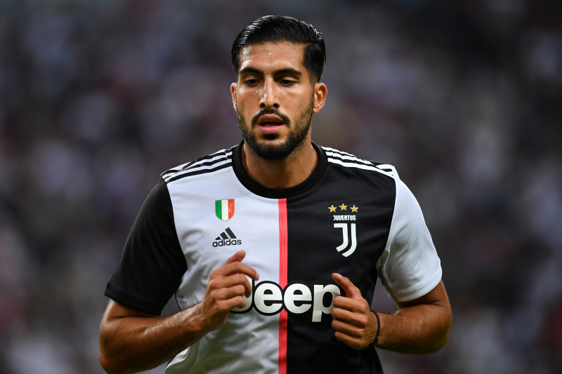 Emre Can Says 'The Situation Must Change' If He's to Stay at Juventus