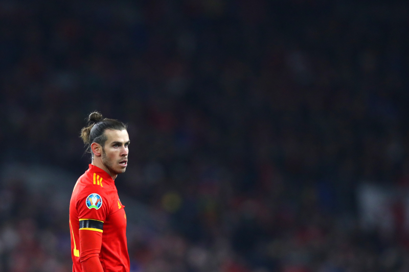 Ramon Calderon Slams 'Childish' Gareth Bale After Flag Celebration with Wales